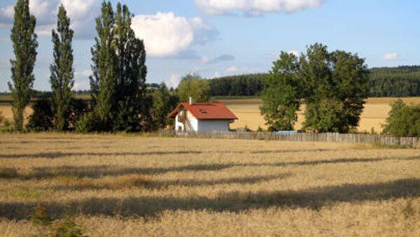 Un villaggio in Repubblica Ceca - Sputnik Italia