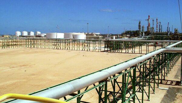 Il gasdotto ENI in Libia - Sputnik Italia