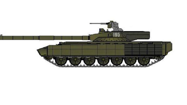 T-95 - Sputnik Italia