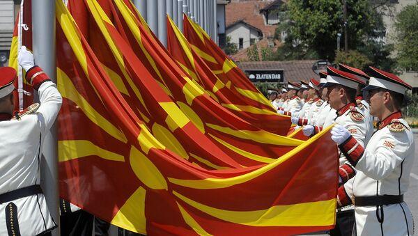Esercito della Macedonia del Nord - Sputnik Italia