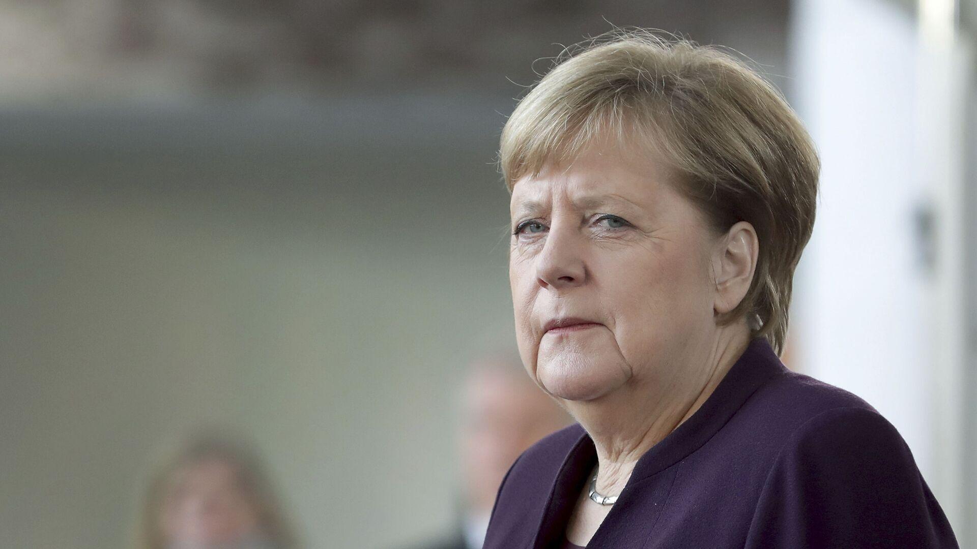 Angela Merkel  - Sputnik Italia, 1920, 24.03.2021