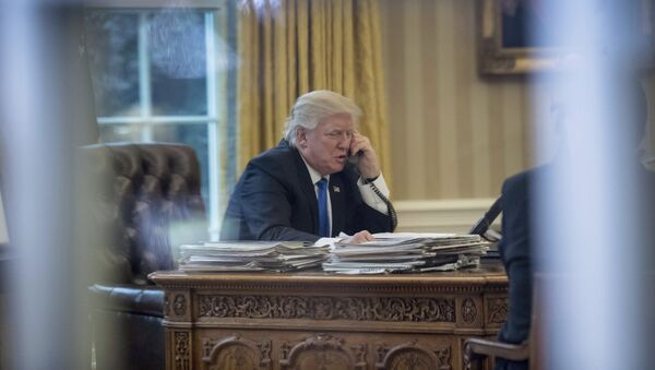 Presidente USA Donald Trump - Sputnik Italia