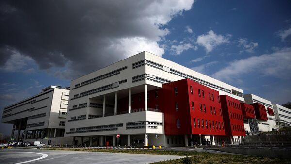 L'ospedale di Verduno - Sputnik Italia
