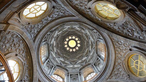 Cappella della Sacra Sindone, Torino - Sputnik Italia