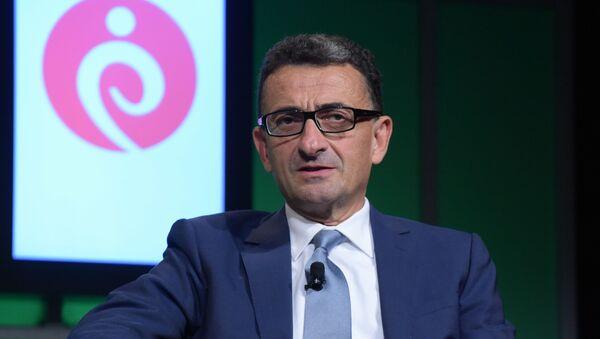 Davide Tabarelli, presidente di Nomisma Energia. - Sputnik Italia
