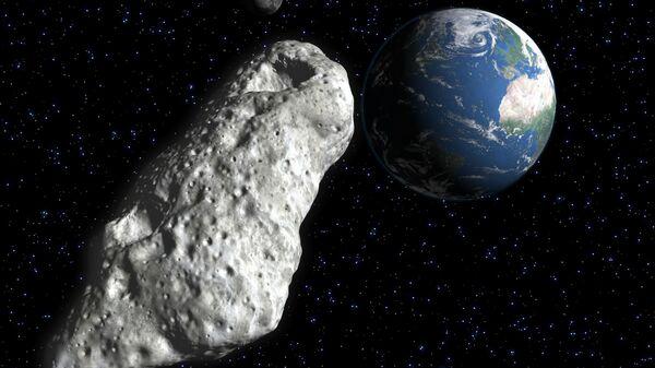 Un asteroide vicino alla Terra - Sputnik Italia