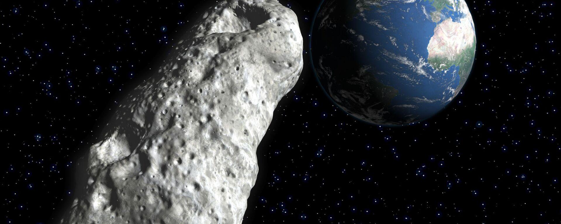 Un asteroide vicino alla Terra - Sputnik Italia, 1920, 04.03.2021