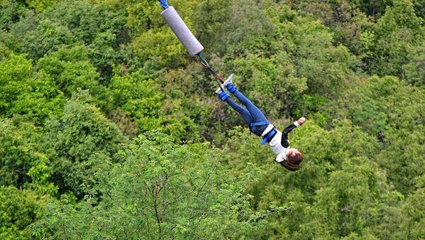 Bungee jumping - Sputnik Italia