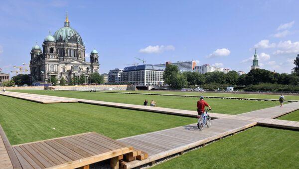 Il castello di Berlino - Sputnik Italia