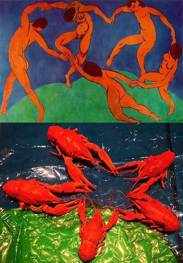 La Danza di Henri Matisse, 1909 - Sputnik Italia