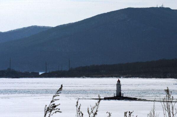 Il Faro di Tokarevsky a Vladivostok, Russia - Sputnik Italia