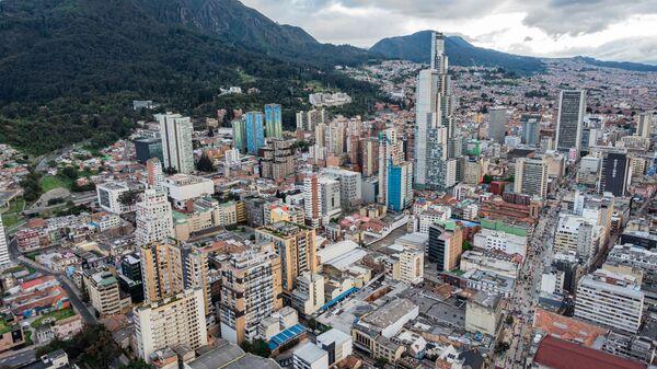 Bogotà - Sputnik Italia