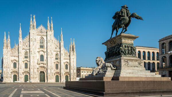 Emergenza coronavirus in Italia - Sputnik Italia