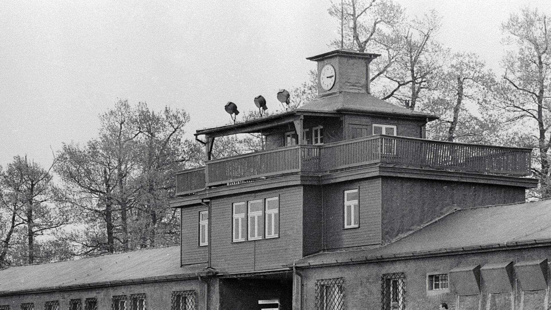 Campo di concentramento di Buchenwald - Sputnik Italia, 1920, 30.09.2021