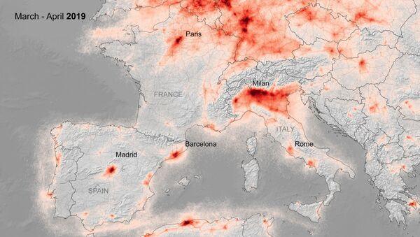 Lo smog in calo in Europa - Sputnik Italia