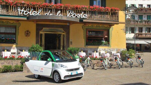 Hotel de la Poste - Sputnik Italia
