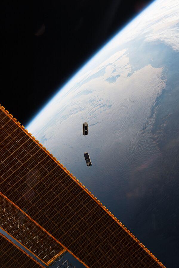 I piccoli satelliti artificiali della Terra CubeSat. - Sputnik Italia