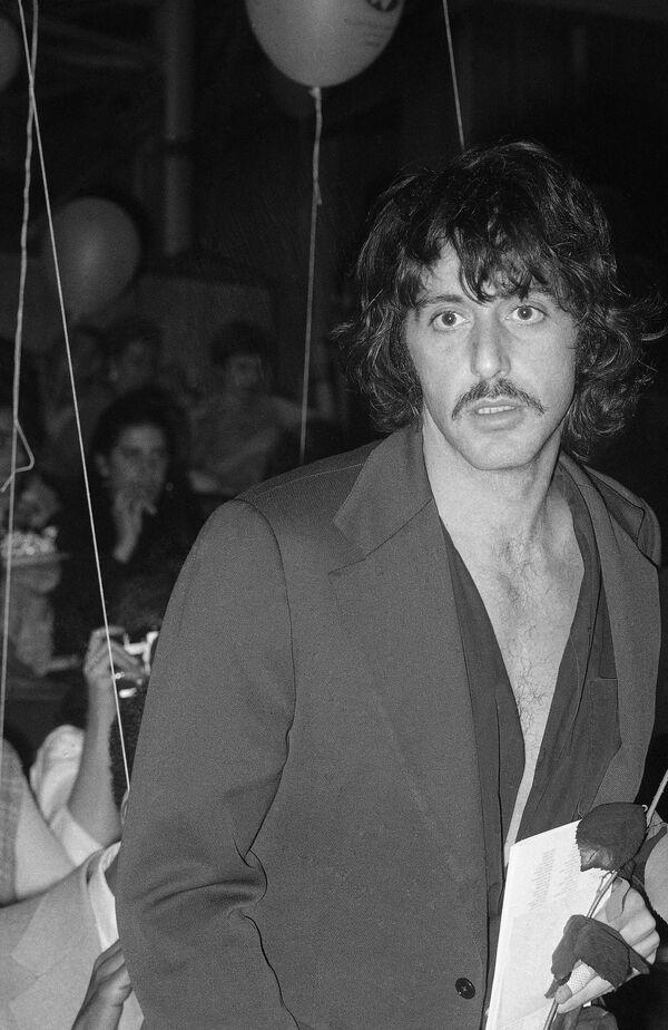 Al Pacino, il 22 giugno 1978 - Sputnik Italia