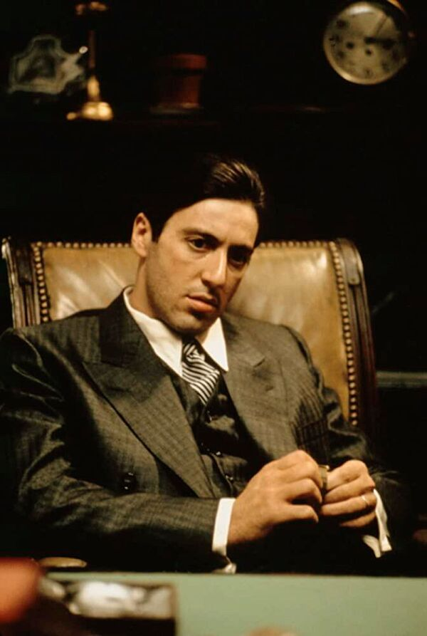 Al Pacino nel film Il Padrino - Sputnik Italia