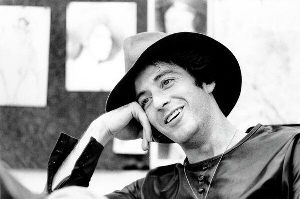 Al Pacino durante l'intervista, 1973 - Sputnik Italia