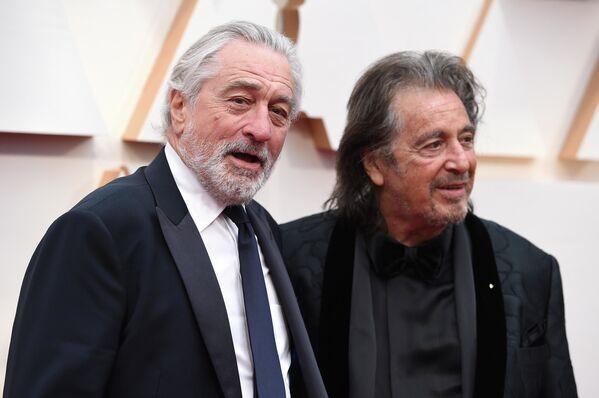 Robert De Niro a Al Pacino al premio Oscar - Sputnik Italia