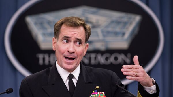 John Kirby, il portavoce del dipartimento di Stato americano - Sputnik Italia
