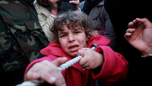 Эвакуация иностранных граждан из Бенгази - Sputnik Italia