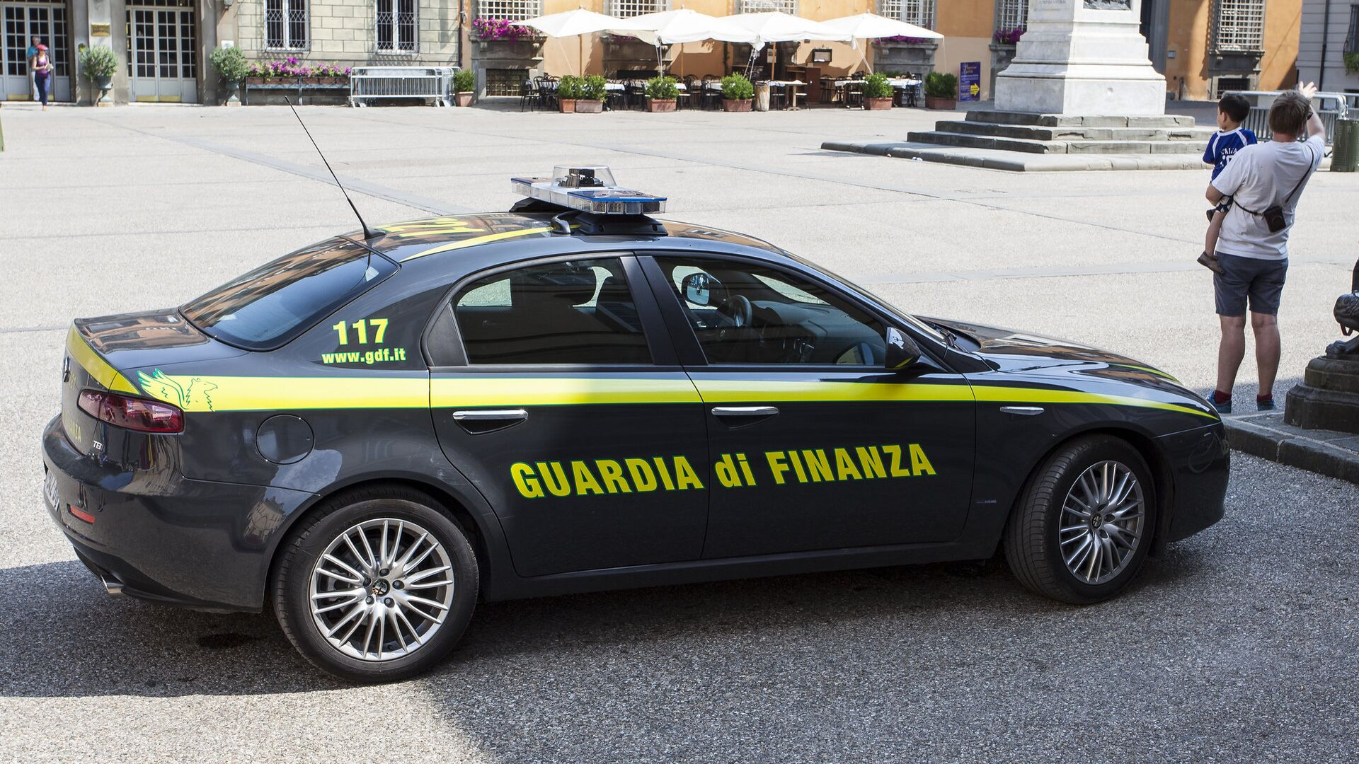Guardia di Finanza - Sputnik Italia, 1920, 18.02.2021