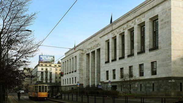 Il Palazzo di Giustizia di Milano, sede del Tribunale - Sputnik Italia