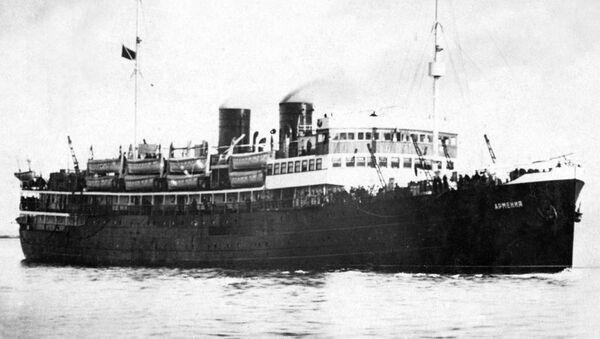 Советское госпитальное судно Армения - Sputnik Italia
