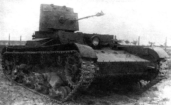Il carro armato anti guerra chimica XT-26 prodotto dall'Unione Sovietica  - Sputnik Italia