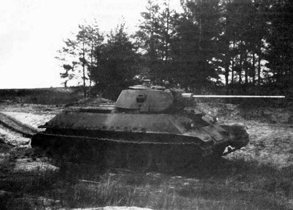 Il carro armato T-34-57 - Sputnik Italia