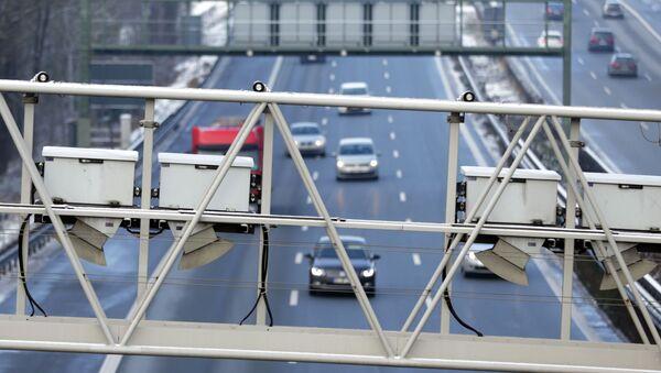 Un'autostrada - Sputnik Italia