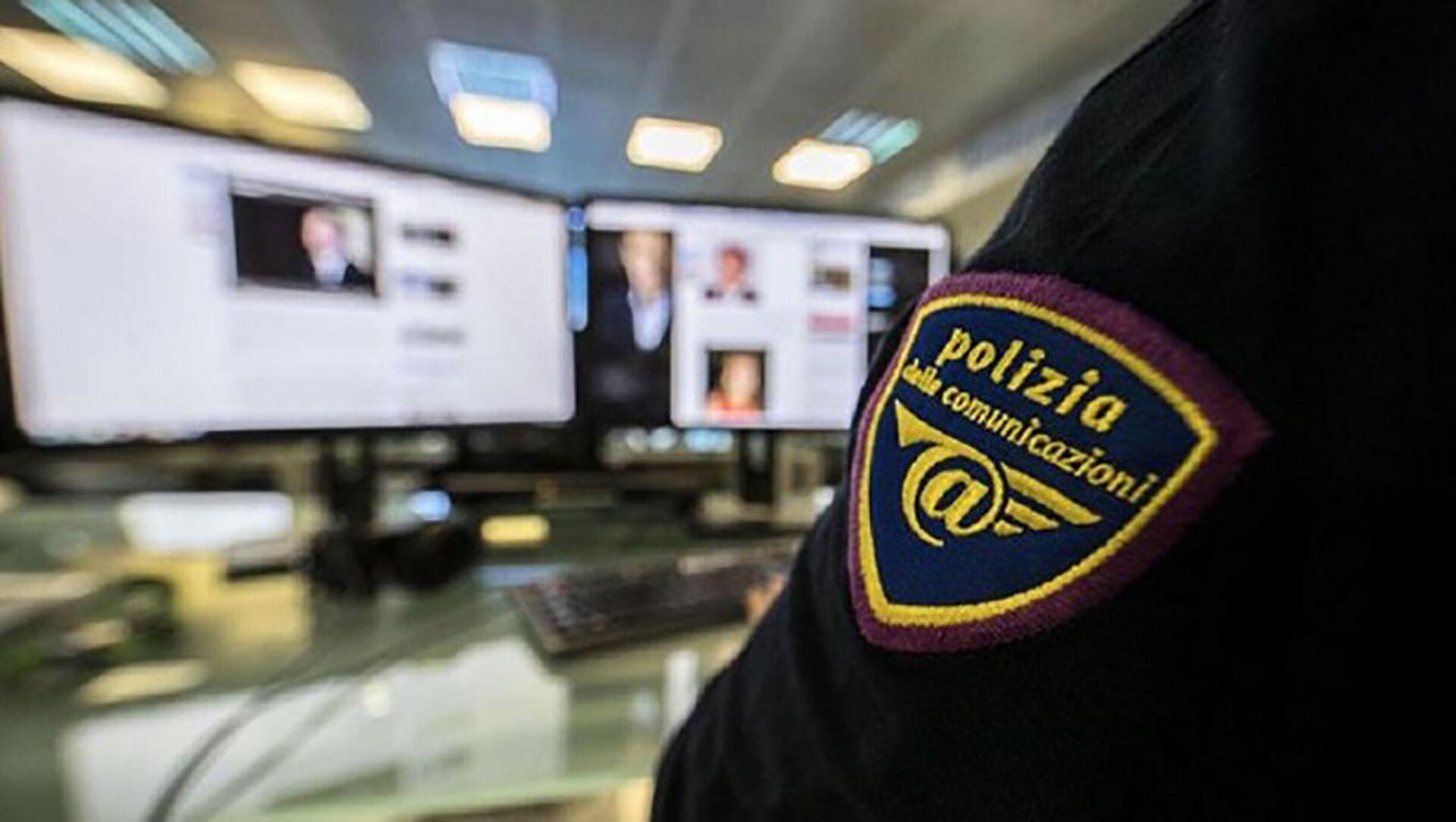 Polizia Postale e delle Comunicazioni - Sputnik Italia, 1920, 18.02.2021