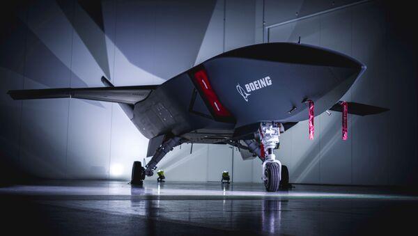 Boeing presenta il drone Loyal Wingman - Sputnik Italia