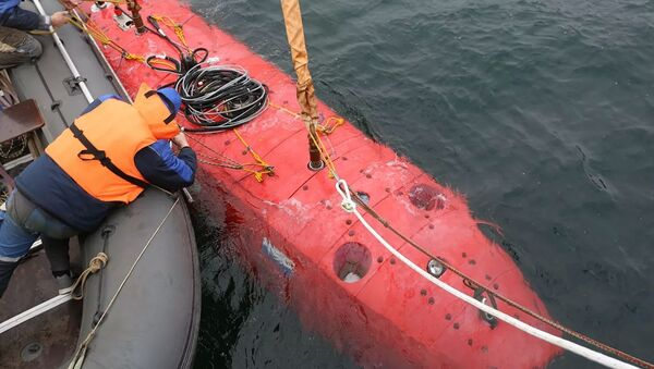 Il sottomarino Vityaz-D - Sputnik Italia