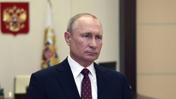 Президент РФ Владимир Путин - Sputnik Italia
