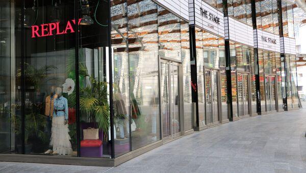 I negozi a Milano  - Sputnik Italia