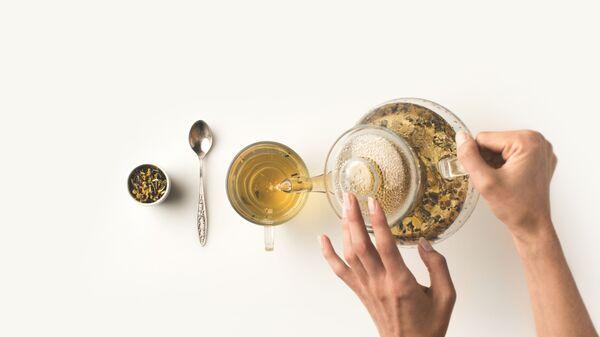 Il tè verde - Sputnik Italia