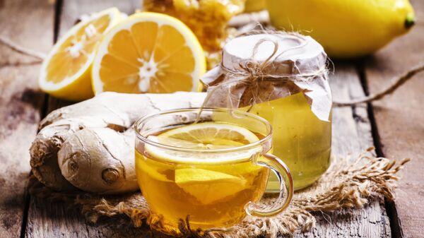 Tè con miele e limone - Sputnik Italia