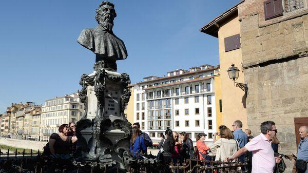 Turisti a Firenze - Sputnik Italia