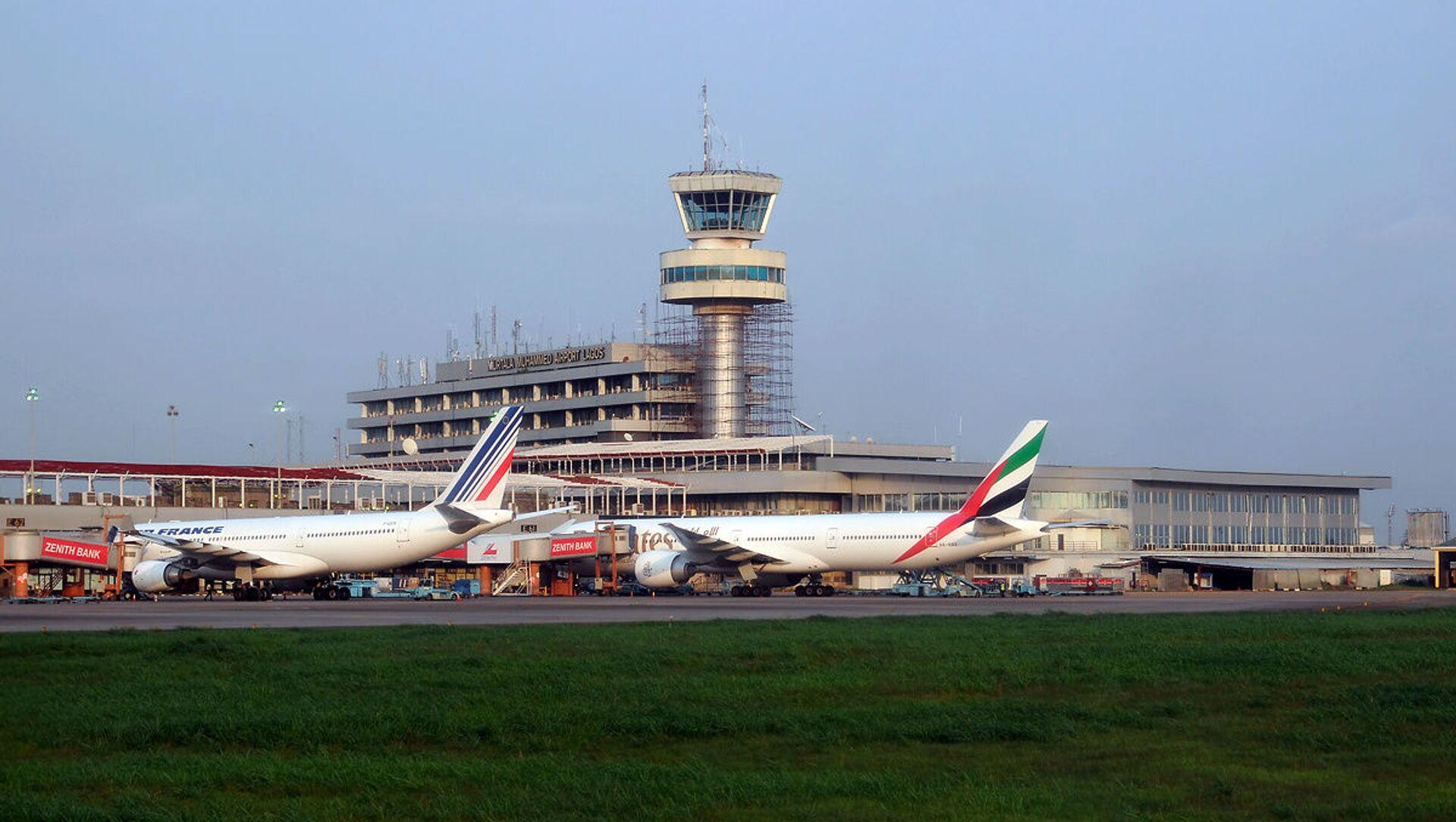 Aeroporto internazionale di Lagos, Nigeria - Sputnik Italia, 1920, 21.02.2021