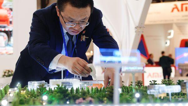 Un imprenditore cinese  - Sputnik Italia