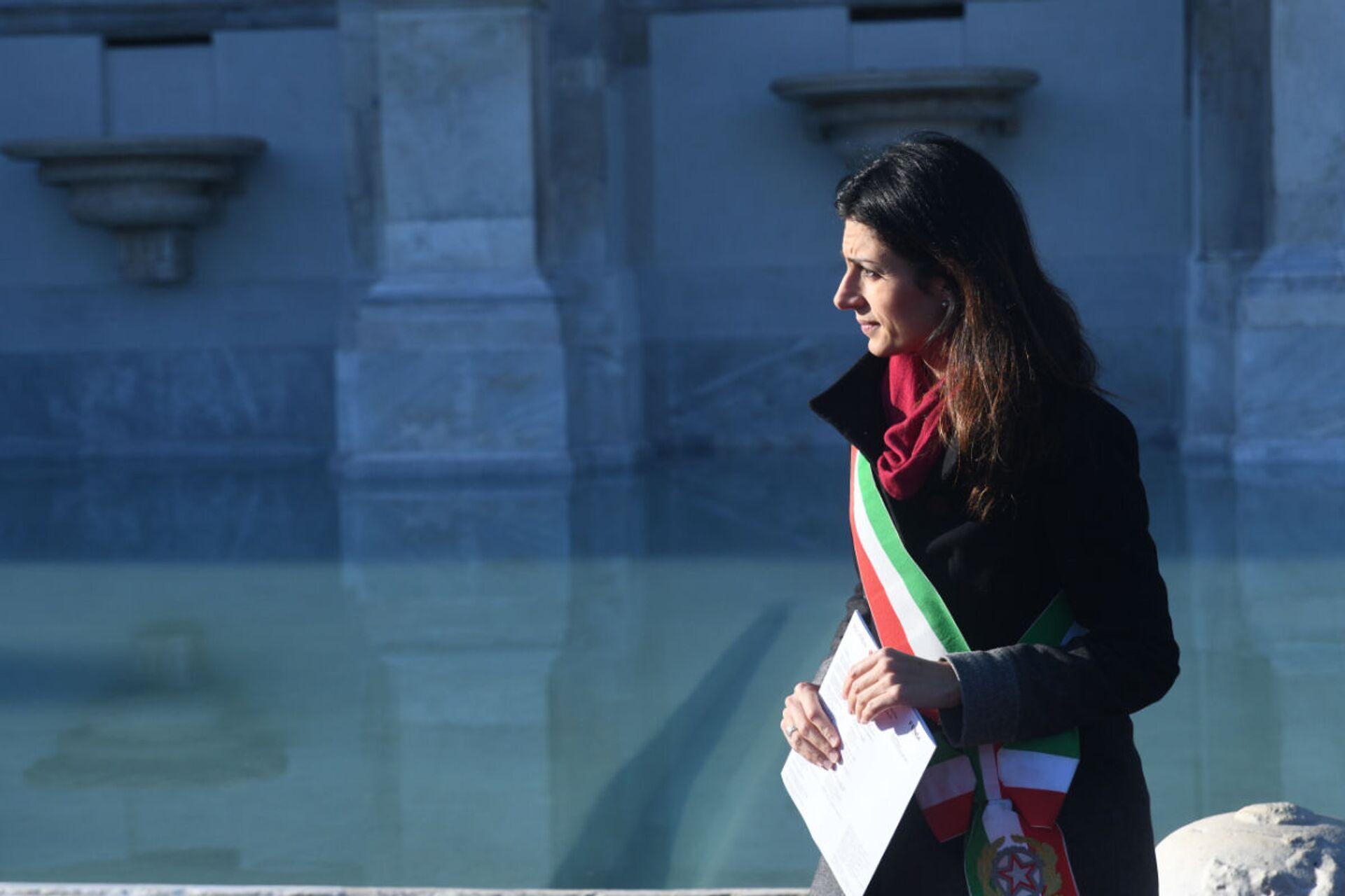Virginia Raggi, sindaco di Roma Capitale - Sputnik Italia, 1920, 18.05.2021