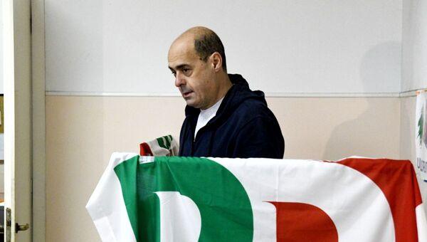 Nicola Zingaretti - Sputnik Italia