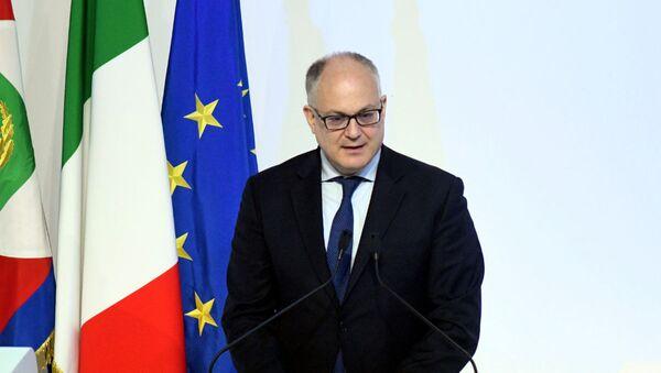 Roberto Gualtieri, Ministro dell'Economia e delle Finanze - Sputnik Italia