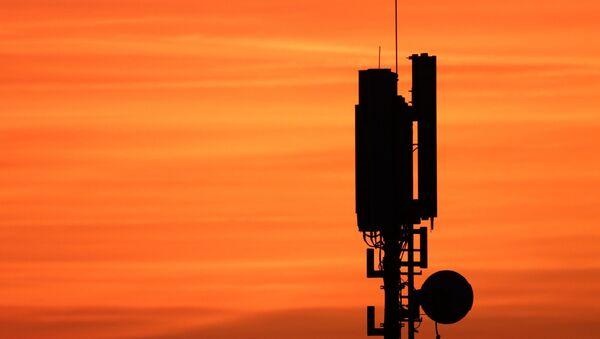 Torre di trasmissione - Sputnik Italia