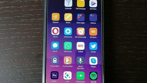 Smartphone Display - Sputnik Italia