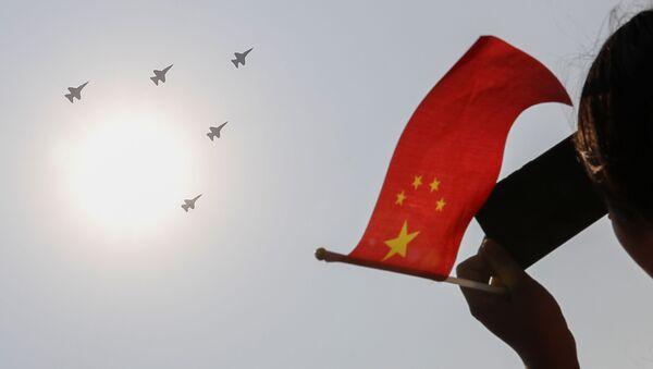 Caccia cinesi Xian H-20 - Sputnik Italia