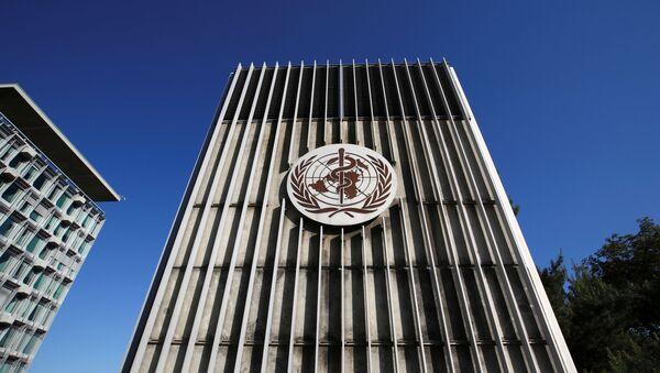 La sede dell'OMS a Ginevra - Sputnik Italia